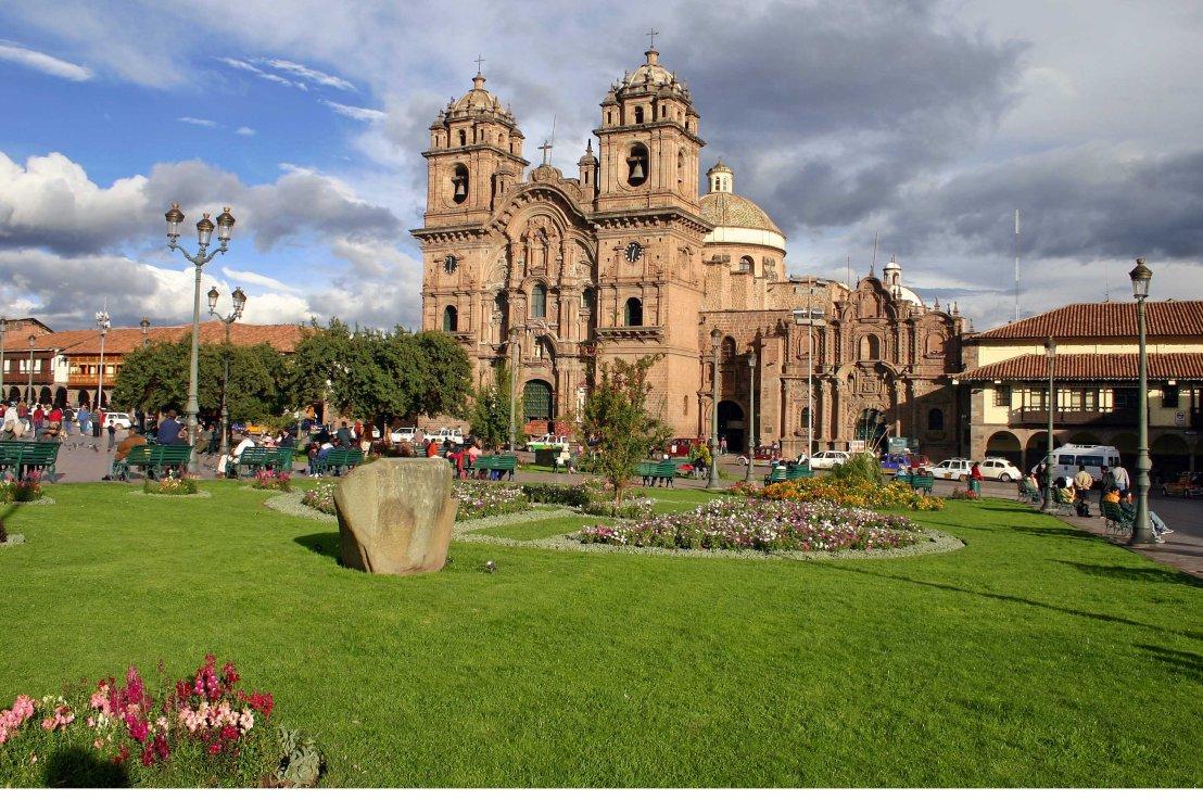 Cusco – Capital del imperioincaico